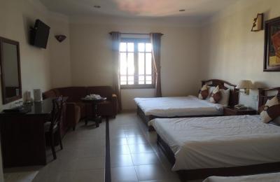 Khách sạn Hùng Phong Đà Lạt
